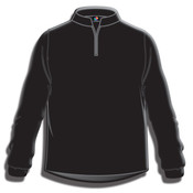 1/4 Zip Performance Shirt - Long Sleeve - 005