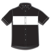 Button Front Performance Shirt - Short Sleeve - 010