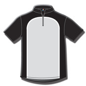 1/4 Zip Performance Shirt - Short Sleeve - 070