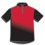 1/4 Zip Performance Shirt - Short Sleeve - 060