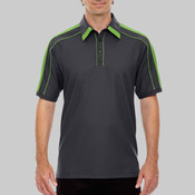 Men's Sonic Performance Polyester Piqué Polo