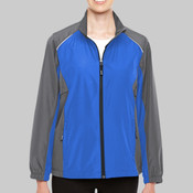 Ladies' Stratus Colorblock Lightweight Jacket