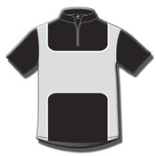 1/4 Zip Performance Shirt - Short Sleeve - 020